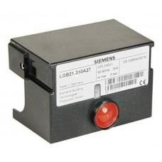 Siemens Landis LGB21.350A27 Control Box 240V (Now A LME21.350C2)
